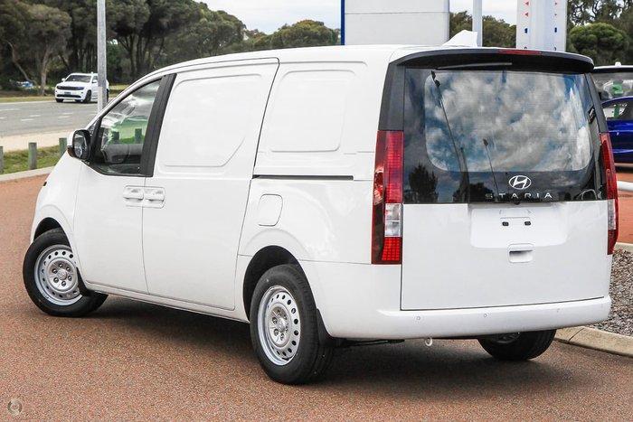 2021 Hyundai STARIA LOAD US4.V1 MY22 White