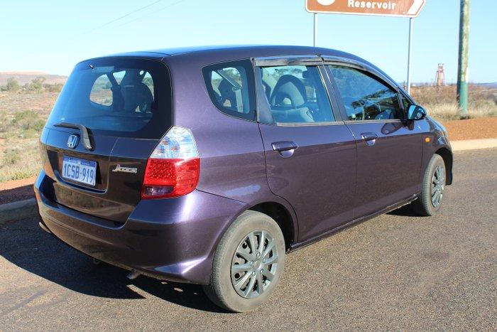 2007 Honda Jazz VTi GD Misty Violet