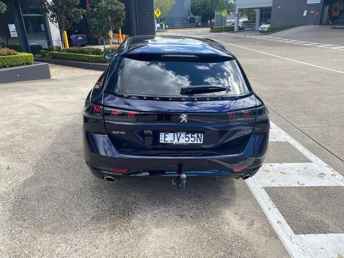 2020 Peugeot 508 GT R8 MY20 Blue