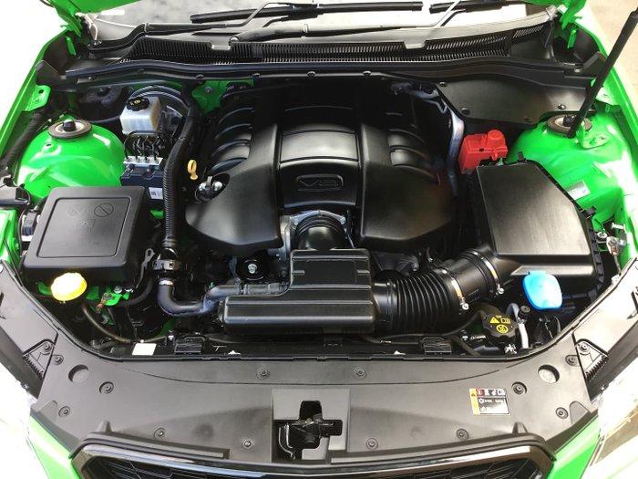 2017 Holden Ute SS V Redline VF Series II MY17 Spitfire Green