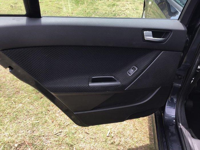 2011 Ford Falcon XR6 FG Grey