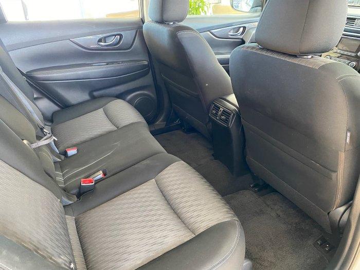 2019 Nissan X-TRAIL ST T32 Series II 4X4 On Demand Ivory Pearl