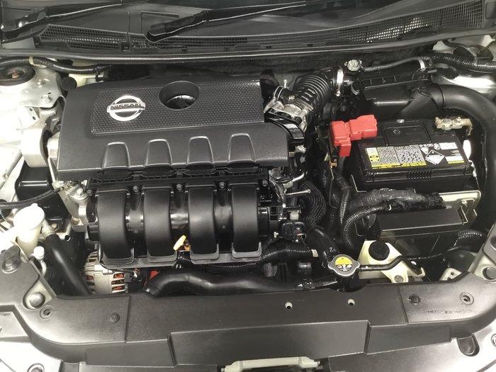 2014 Nissan Pulsar ST C12 Silver