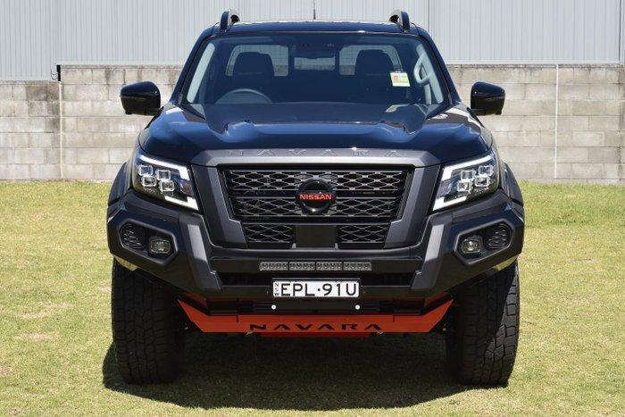 2021 Nissan Navara PRO-4X Warrior D23 4X4 Dual Range Black Star