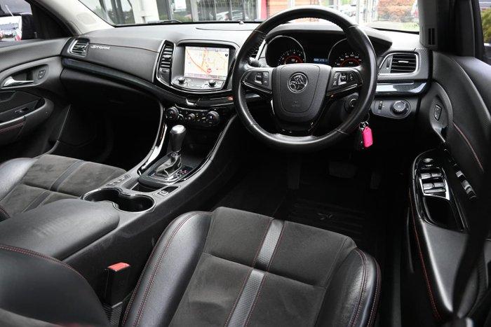 2014 Holden Commodore SV6 Storm VF MY14 Phantom