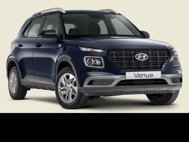 2021 Hyundai VENUE 2021 Hyundai QX.V3 VENUE 1.6P AUTO THE DENIM
