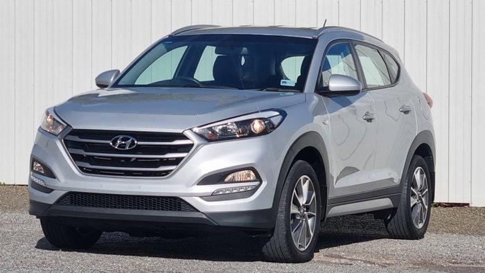2018 Hyundai Tucson Active X TL MY18 Platinum Silver