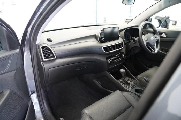 2018 Hyundai Tucson Active X TL3 MY19 AWD Pepper Grey