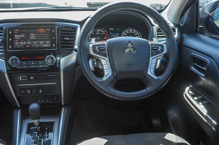 2020 Mitsubishi Triton GLS MR MY21 4X4 Dual Range Graphite Grey