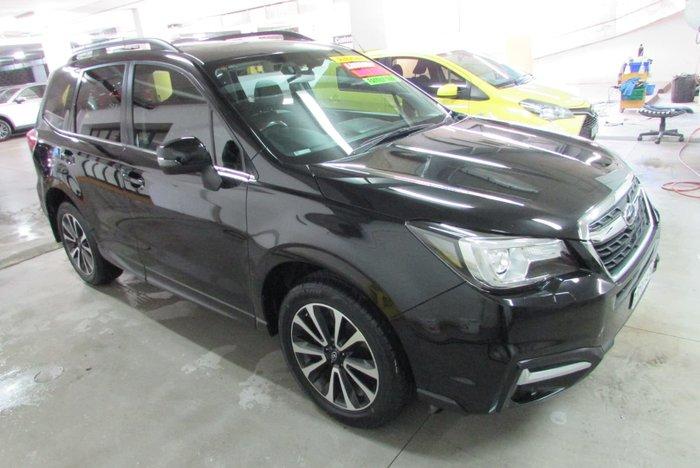 2016 Subaru Forester 2.5i-L S4 MY16 AWD Crystal Black
