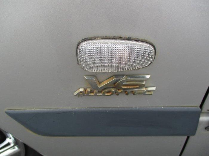2004 Holden Commodore Executive VZ Quick Silver