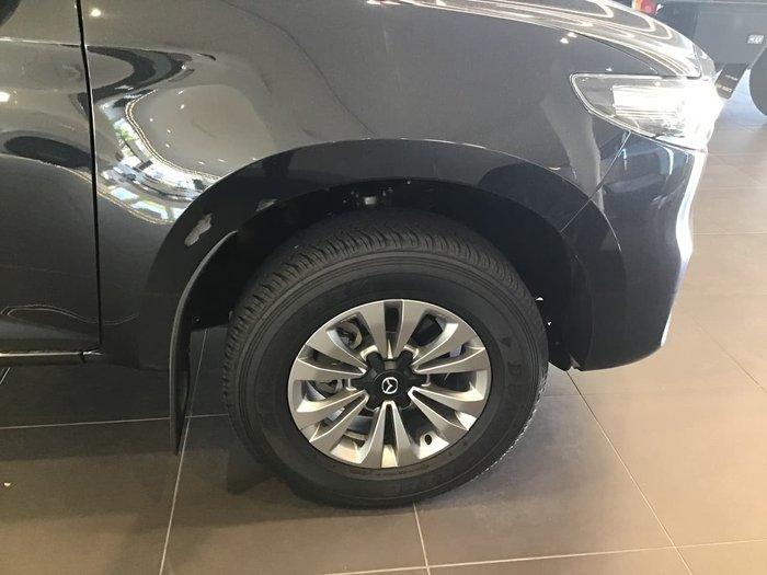 2020 Mazda BT-50 XT TF 4X4 Dual Range Blue