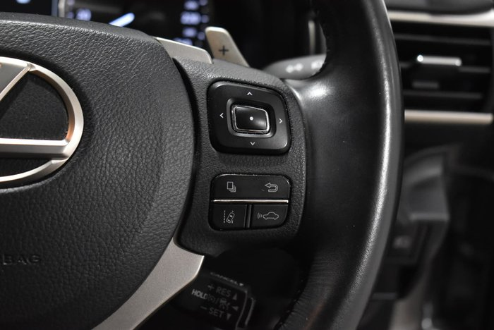 2017 Lexus IS IS300 Luxury ASE30R Silver