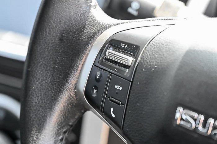 2017 Isuzu D-MAX LS-U MY17 4X4 Dual Range Splash White
