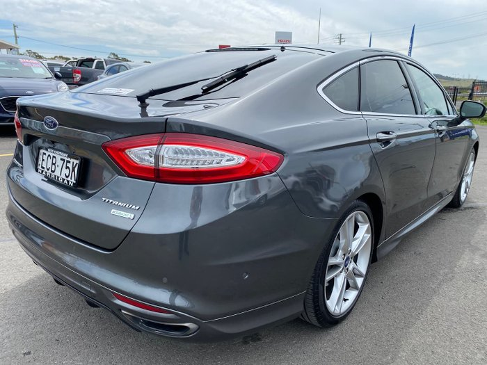 2018 Ford Mondeo Titanium MD MY18.75 Magnetic
