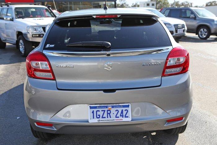 2020 Suzuki Baleno GLX EW Series II Silver