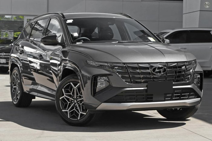 2021 Hyundai Tucson N Line NX4.V1 MY22 Grey