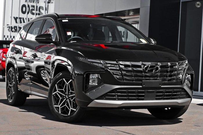 2021 Hyundai Tucson N Line NX4.V1 MY22 Black