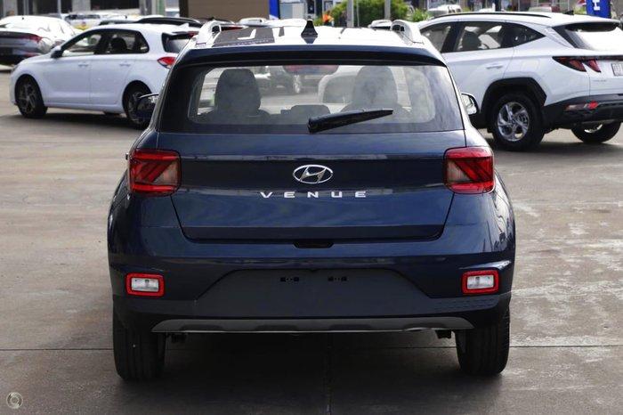 2021 Hyundai Venue QX.V3 MY21 Blue