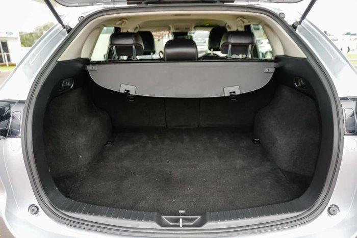 2019 Mazda CX-5 Touring KF Series AWD Sonic Silver