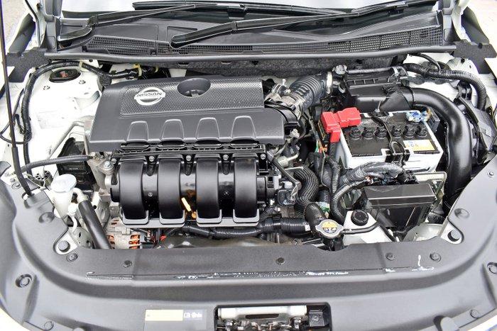 2016 Nissan Pulsar ST B17 Series 2 Ivory Pearl