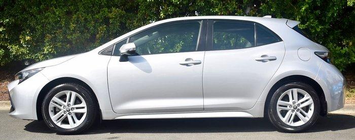 2018 Toyota Corolla Ascent Sport ZRE182R Silver