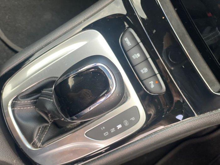 2016 Holden Astra R BK MY17 Mineral Black
