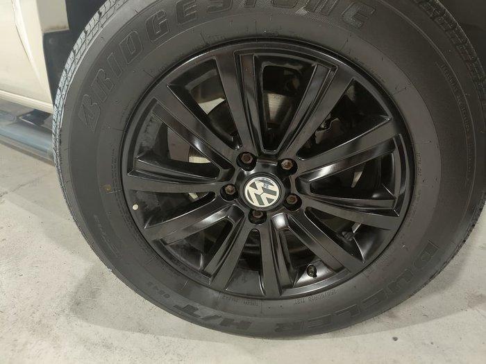 2016 Volkswagen Amarok TDI420 Atacama 2H MY16 4X4 Constant Candy White