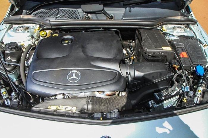 2014 Mercedes-Benz A-Class A250 Sport W176 Silver