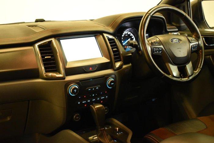 2016 Ford Ranger Wildtrak PX MkII 4X4 Dual Range Cool White