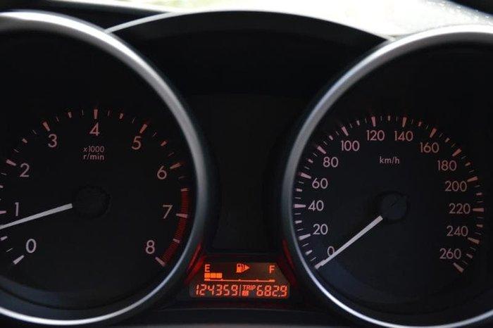 2011 Mazda 3 Neo BL Series 1 MY10 Blue