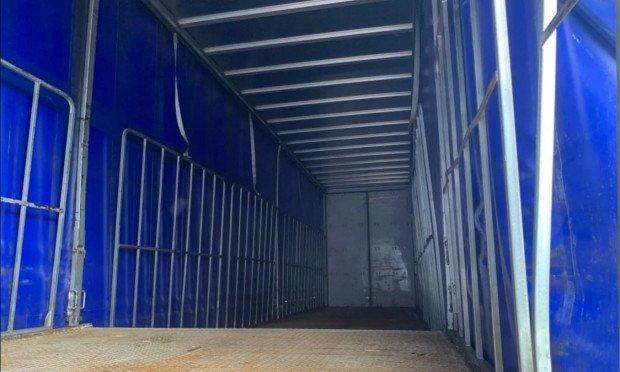 2017 Vawdrey Semi Drop Deck Blue