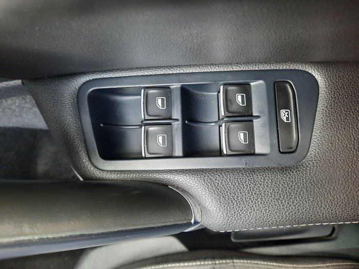 2015 Volkswagen Golf R 7 MY15 Four Wheel Drive Deep Black