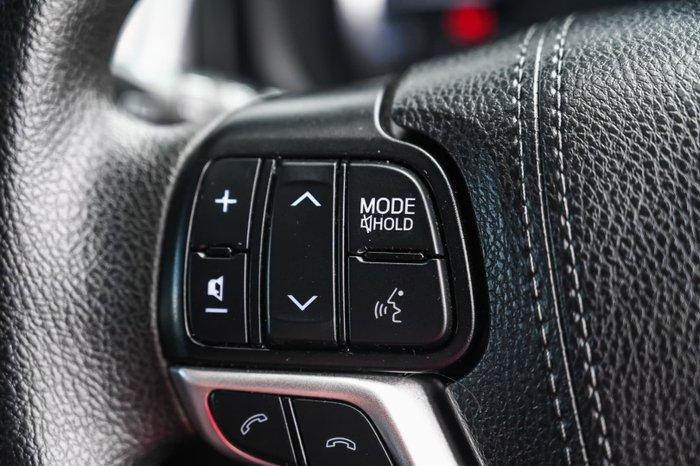 2019 Toyota Kluger GX GSU50R Cosmos Blue