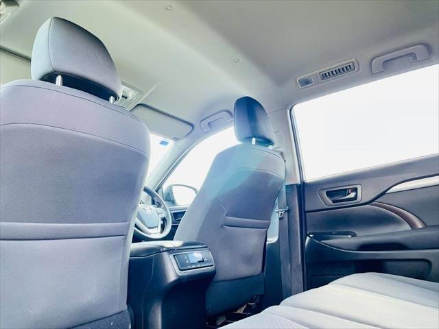 2018 Toyota Kluger GX GSU55R AWD GREY