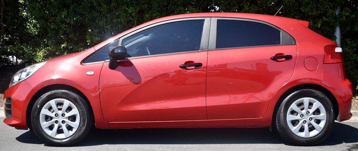 2015 Kia Rio S UB MY15 Red