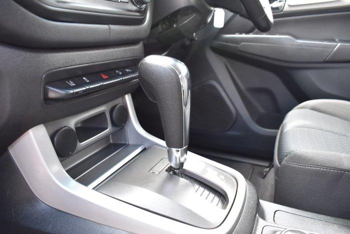 2017 Holden Colorado LTZ RG MY17 4X4 Dual Range Absolute Red
