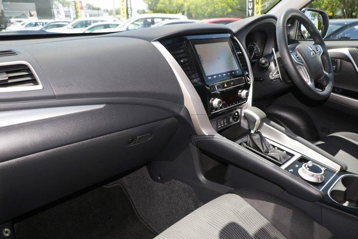 2021 Mitsubishi Pajero Sport GLS QF MY21 4X4 Dual Range Graphite Grey