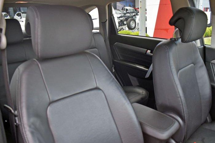 2017 Holden Captiva LTZ CG MY17 AWD Mineral Black