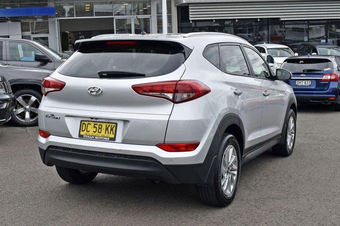 2015 Hyundai Tucson Active TLe Platinum Silver