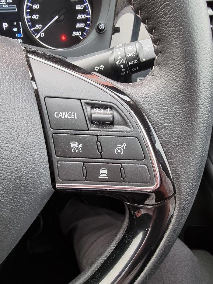 2018 Mitsubishi Outlander ES ADAS ZL MY18.5 White