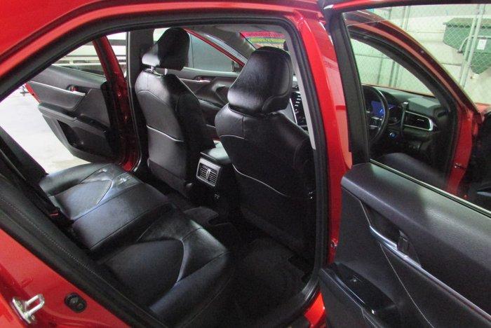 2018 Toyota Camry SX ASV70R Emotional Red
