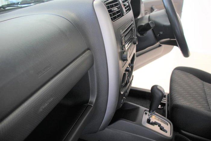 2017 Suzuki Jimny Sierra SN413 T6 4X4 Dual Range White