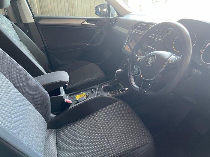 2019 Volkswagen Tiguan 110TSI Comfortline Allspace 5N MY20 Platinum Grey
