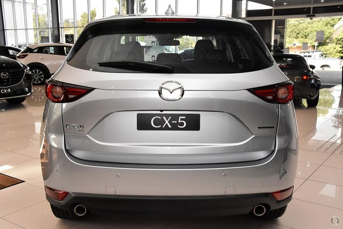 2021 Mazda CX-5 GT SP KF Series AWD Silver
