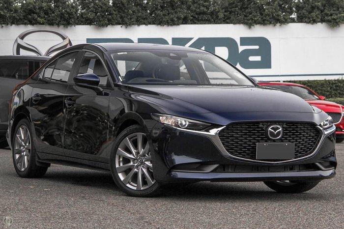 2021 Mazda 3 G20 Evolve