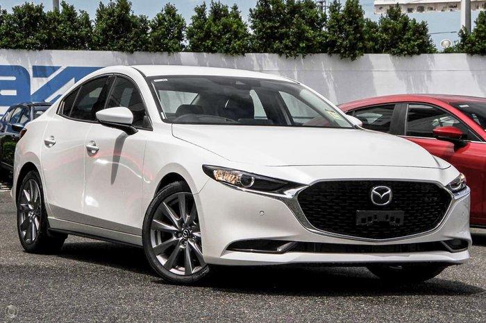 2021 Mazda 3 G20 Touring