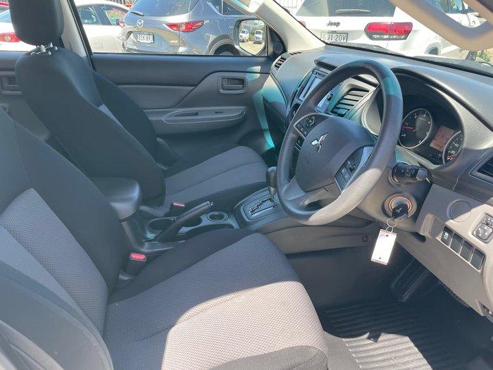 2017 Mitsubishi Triton GLX MQ MY17 White