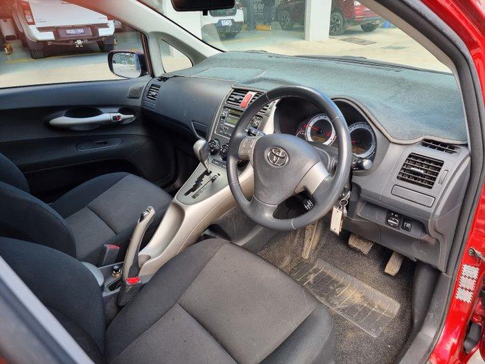 2008 Toyota Corolla Conquest ZRE152R Wildfire
