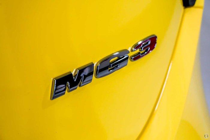 2021 MG MG3 Core MY21 Tudor Yellow
